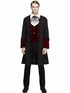Adult Male Fever Gothic Vamp Costume - 21323 - Fancy Dress Ball