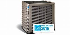 York Affinity Air Conditioners  Heat Pumps Designated Energy Star Most Efficient 2016  P