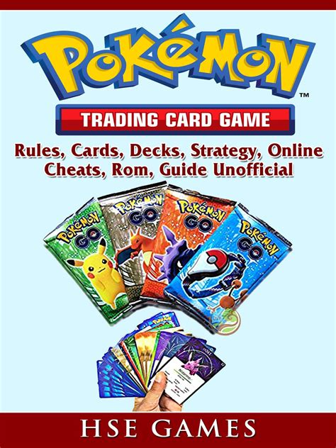 I agree to the terms of use and privacy policy. Pokemon Trading Card Game, Rules, Cards, Decks, Strategy, Online, Cheats, Rom, Guide Unofficial ...