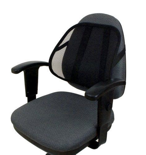desk chair back support 17 best images about back support for office chair on