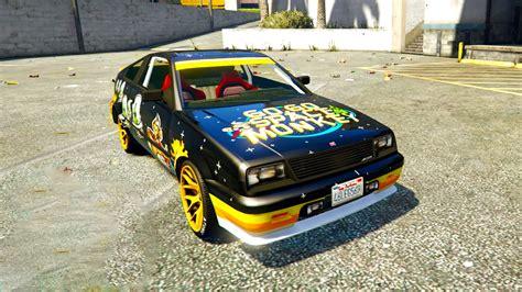 Rarest Car In Gta 5! (mosaic Monkey