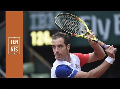 Also included in the 2010 calendar is the hopman cup, which does not distribute ranking points, and is organized by the itf. Richard Gasquet, le top 3 Roland-Garros - YouTube