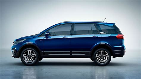 Tata Picture by 2017 Tata Hexa Announced For India New 6 Seat Suv