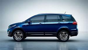 2017 Tata Hexa announced for India, new 6-seat SUV