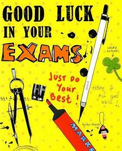 Good luck in your exams | Exam Wishes | Pinterest | Good luck