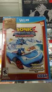 Sonic U0026 All Stars Racing Transformed Gets Wii U Nintendo
