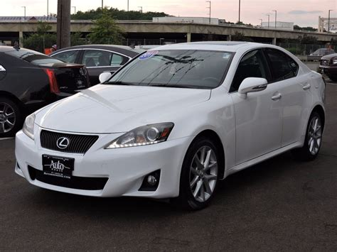 Used 2011 Lexus Is 250 Special Edition At Auto House Usa