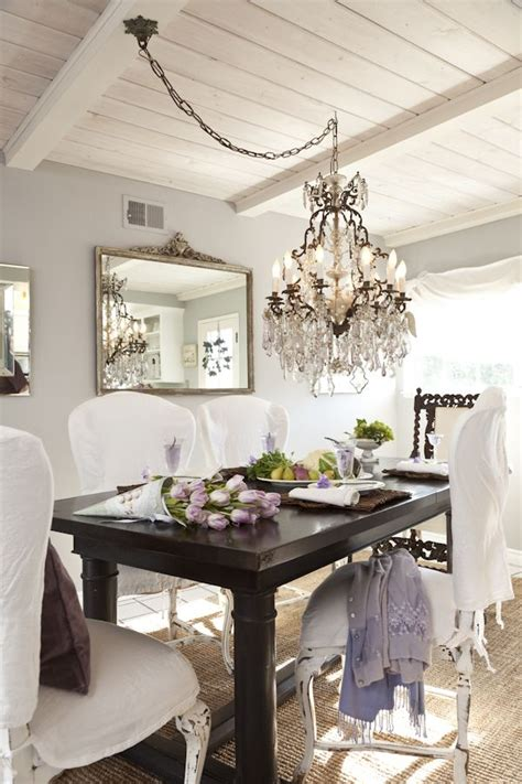 Shabby Chic Dining Room Lighting by 300 Best Images About Style On