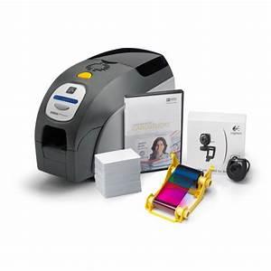Imprimante Carte Pvc : imprimante cartes plastique zebra zxp s3 encodage carte ~ Dallasstarsshop.com Idées de Décoration