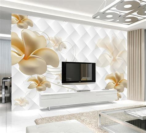 Abstract Wallpaper Room by 3d Embossed Abstract Wallpaper Hd Wall Mural For Living