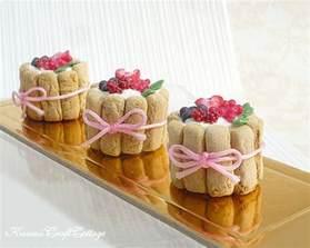 cuisine russe dessert dollhouse miniature food cake russe pastry pie