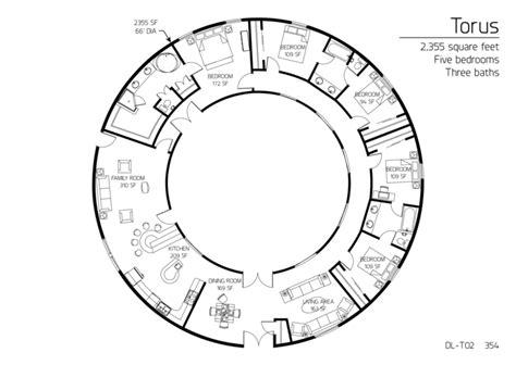 Floor Plan Monolithic Dome Institute  House Plans #85192