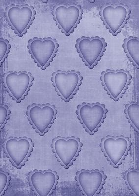 Blue Double Hearts A4 Backing Paper CUP388054 10