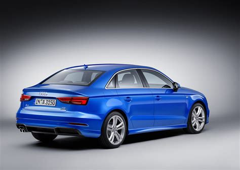 2017 Audi A3 Sedan  Picture 671732  car review @ Top Speed
