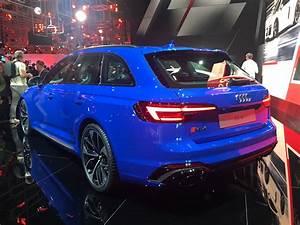 Audi Rs 4 : 2018 audi rs4 avant revealed here by april photos ~ Melissatoandfro.com Idées de Décoration