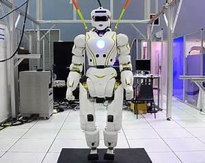 NASA's latest humanoid robot VALKYRIE - RoboTronicsPro