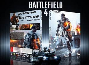 Battlefield 4 PC Box Art Cover by Unity