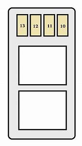 Toyota Tercel Fifth Generation Mk5  L50  1994 - 1999  - Fuse Box Diagram