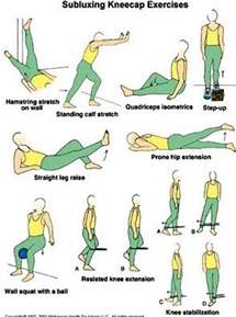 Physical Therapy Exercises Knee Pain