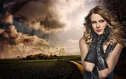 Swift Taylor Wallpapers Desktop Halloween Cool Pc