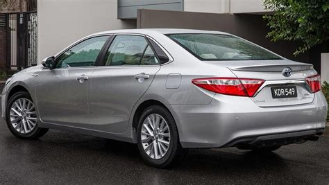 Toyota Camry Hybrid Image by Toyota Camry Hybrid 2016 Review Term Carsguide