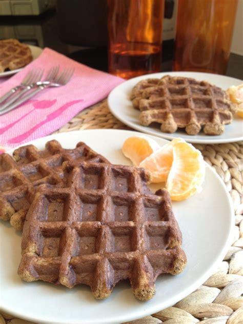 cuisine paleo carrot banana waffles paleo nut sweetener free