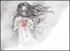 a heart bleeding 的圖片結果