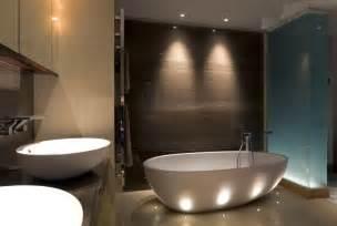 led licht badezimmer led in fliesen einbauen ideen für indirekte beleuchtung