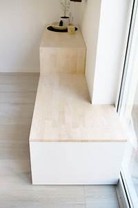 Ikea Sideboard Holz : do it yourself aus besta und holz wird ein sideboard mit sitzbank awesome home things ~ Eleganceandgraceweddings.com Haus und Dekorationen