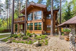 15, spectacular, rustic, exterior, designs, that, you, must, see