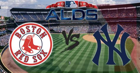 Boston Red Sox vs New York Yankees Pick - MLB ALDS Preview ...