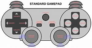 Gamepad Controls For Html5 Games