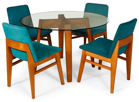 ripley juego de comedor nto escandinavo  sillas