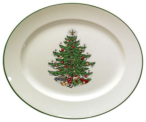cuthbertson original christmas tree traditional oval