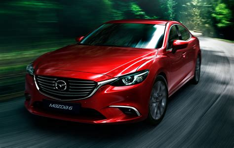 Mazda 6 Global Production Reaches Three Million Units