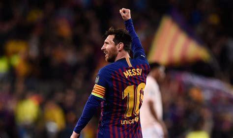 Barcelona vs. Manchester United (3-0): goles de Messi ...