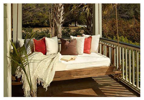 eliza  vintage porch swings charleston sc traditional porch charleston