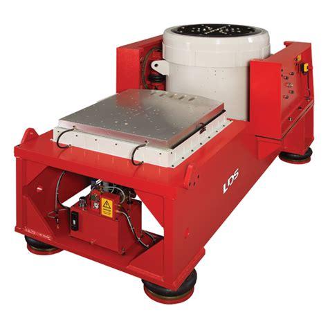 3 axis vibration table lds shaker systems brüel kjær sound vibration