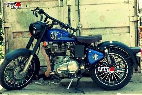 Royal Enfield Classic 500 Modification by Royal Enfield Modified Royal Enfield Best Modifications