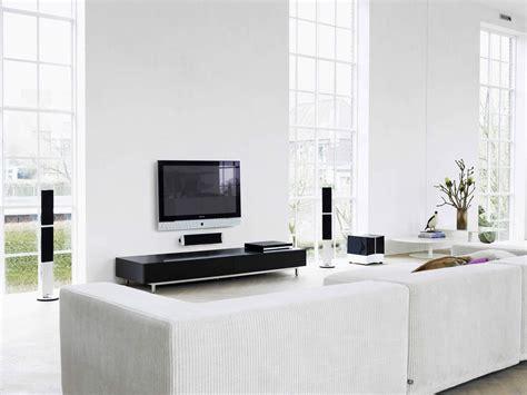 Wonderful White Living Room Interior Ideas-wonderful