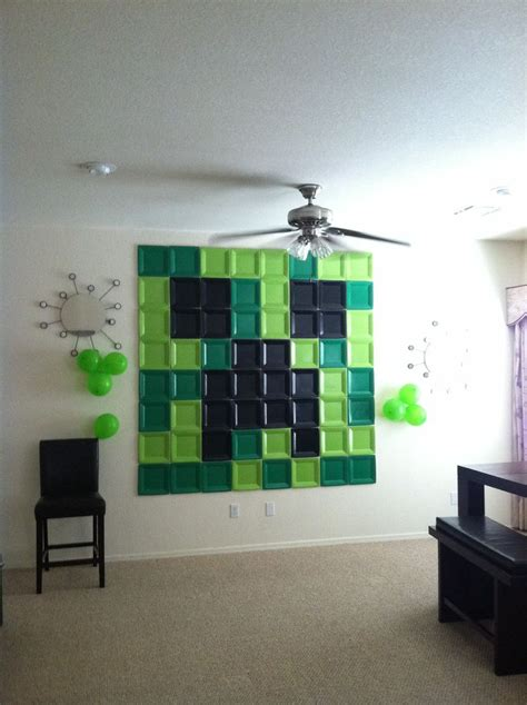 minecraft bedroom decor ideas minecraft birthday ideas gt gt gt something like this on