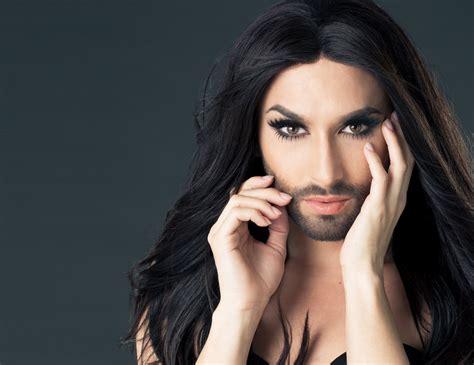 la drag queen conchita wurst  sostegno dellfvg pride