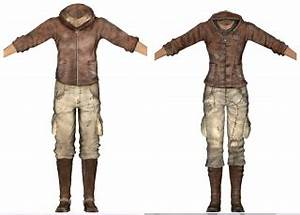 Wasteland Outfit Fallout New Vegas The Vault Fallout