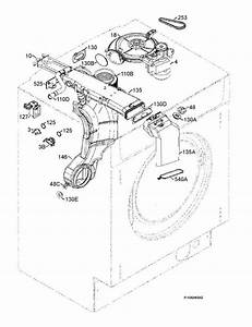 32 Electrolux Washer Parts Diagram