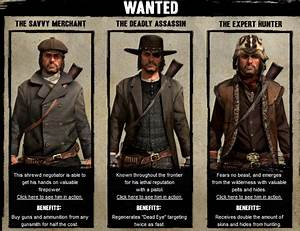 Red Dead Redemption Outfits Guide - Just Push Start