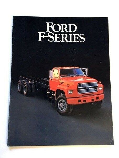 ford  series     truck original  page