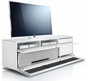 Meuble Tv Haut De Gamme Design : loewe rack et meubles audio vid o haut de gamme ~ Teatrodelosmanantiales.com Idées de Décoration