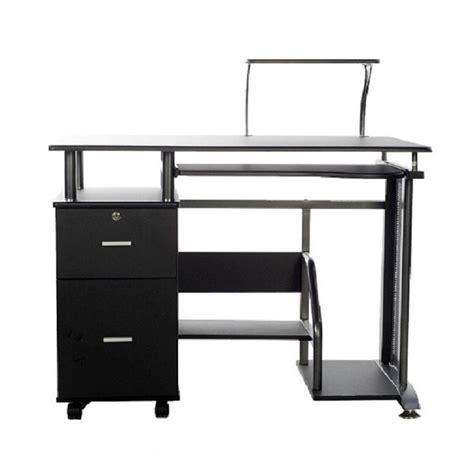 black desk with storage home styles americana black desk with storage 5003 18