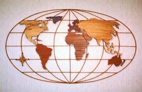 world map scrollsaw pattern scroll  patterns scroll