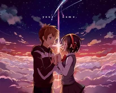 Anime Romance Kimi Wa Na Wallpapers Romantic